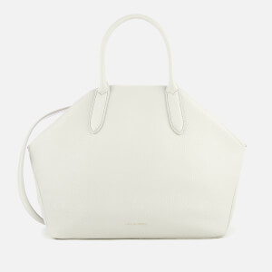 Lulu Guinness Women's Large Peekaboo Lip Valentina Bag - Oyster