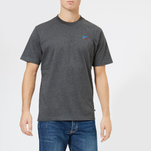 Russell Athletic Men's Jerry Short Sleeve T-Shirt - Charcoal Marl