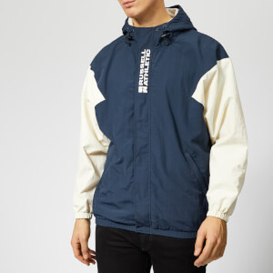 Russell Athletic Men's Bradley Hooded Sport Jacket - Navy