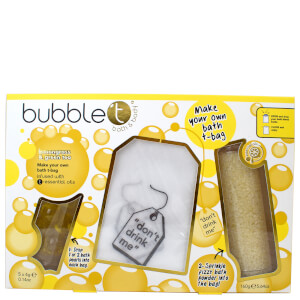 Bubble T Make Your Own Tea Bag Lemongrass & Green Tea 160g