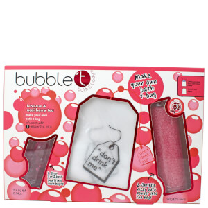 Bubble T Make Your Own Tea Bag Hibiscus & Acai Berry Tea 160g