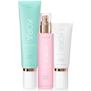 Kora Organics 3 Step System - Dry (Worth $139.85)