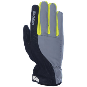 Oxford Bright Gloves 4.0 - Black