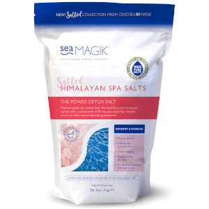 Dead Sea Spa Magik Himalayan Spa Salts -kylpysuola 1kg