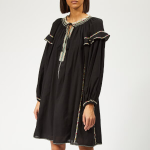Isabel Marant Étoile Women's Ralya Dress - Black