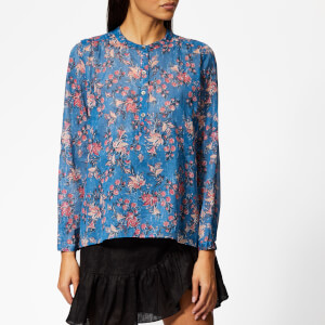 Isabel Marant Étoile Women's Maria Shirt - Blue