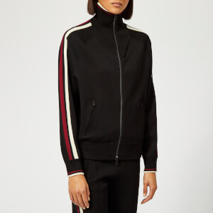 Isabel Marant Étoile Women's Darcey Jacket - Black/Burgundy