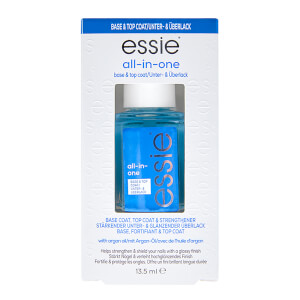 Base y esmalte protector de uñas en uno Nail Care All-in-One de essie