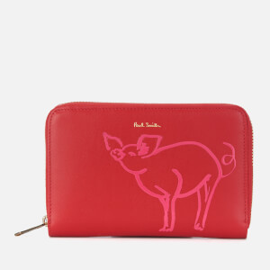 Paul Smith Women's Medium Wallet - Red