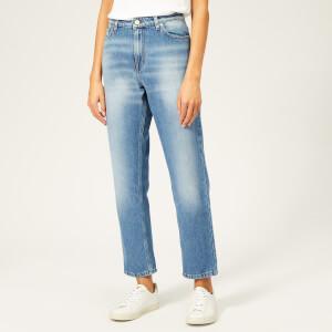 PS Paul Smith Women's Girlfriend Jeans - Blue