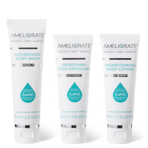 AMELIORATE Three Steps to Smooth Skin (Worth £23)