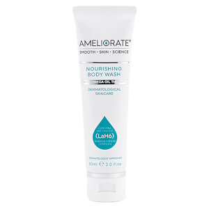 AMELIORATE Nourishing Body Wash 60ml Travel Size