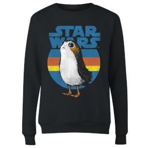 Star Wars Porg Women's Sweatshirt - Black