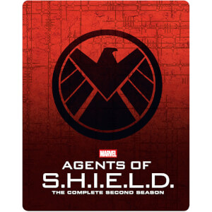 Marvel Agents of S.H.I.E.L.D The Complete Second Season - Zavvi Exclusive Steelbook