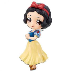 Disney – Figurine Banpresto Q Posket – Blanche-Neige – 14 cm (Normal Colour Version)