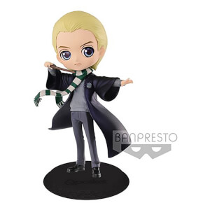 Banpresto Q Posket Harry Potter Draco Malfoy Figure 14cm (Pearl Colour Version)