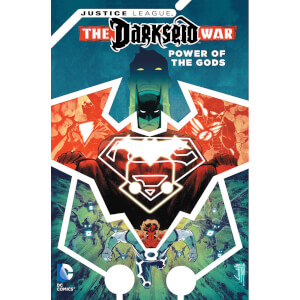 DC Comics Justice League Darkseid War Power Of The Gods (Graphic Novel)
