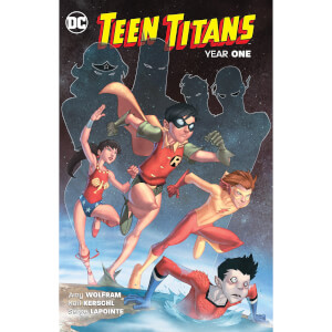 DC Comics Teen Titans Year One New Edition (Graphic Novel)