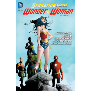 DC Comics Sensation Comics Featuring Wonder Woman Vol 02 (Graphic Novel)