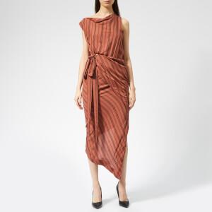 Vivienne Westwood Anglomania Women's Vian Dress - Terracotta