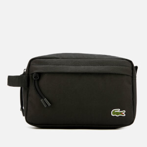 Lacoste Men's Wash Bag - Black