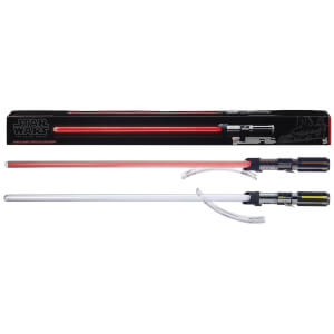 Sabre Laser de Dark Vador Force FX Star Wars The Black Series