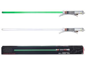 Star Wars Luke Skywalker Force FX Lightsaber Prop Replica