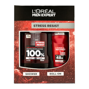 L'Oréal Paris Men Expert Stress Resist Christmas Gift