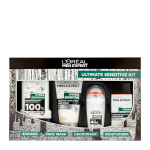 L'Oréal Paris Men Expert Ultimate Sensitive Kit Christmas Gift