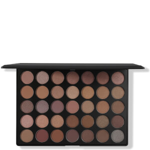 Morphe 35T Dope Taupe Eyeshadow Palette