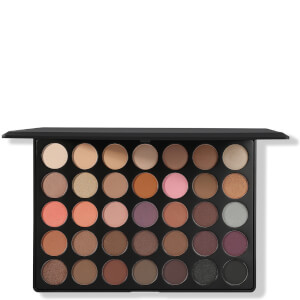 Morphe 35W Warm It Up Eyeshadow Palette paleta cieni do powiek