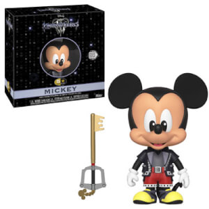 Figuras Funko 5 Star Mickey - Kingdom Hearts