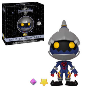 Figuras Funko 5 Star Sincorazón Soldado - Kingdom Hearts
