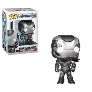 Marvel Avengers: Endgame - War Machine Figura Pop! Vinyl