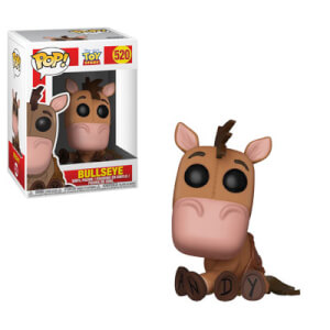 Figurine Pop! Cheval Pile-Poil - Toy Story - Disney