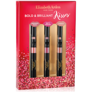 Elizabeth Arden Bold & Brilliant Kisses Liquid Asset Set (Worth £54.00)