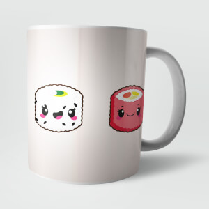 Kawaii Sushi Mug