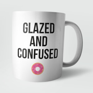 Glazed and Confused Mug