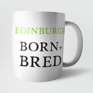 Edinburgh Born and Bred Mug