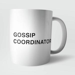 Gossip Coordinator Mug