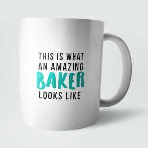 This Is What An Amazing Baker Looks Like Mug