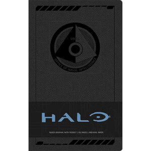 Halo Hardback Ruled Journal