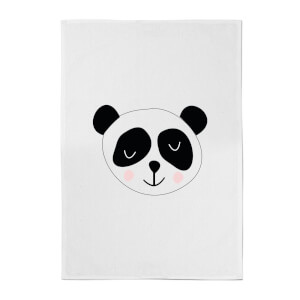 Panda Cotton Tea Towel