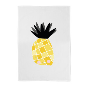 Pineapple Cotton Tea Towel