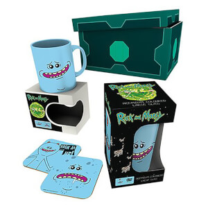Rick and Morty (Meeseeks) Geschenkbox