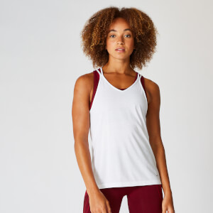 Flow Vest - White