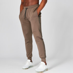 Myprotein Icon Tailored Joggers - Driftwood