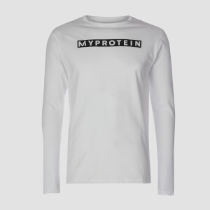 T-shirt Original Long Sleeve - Bianco