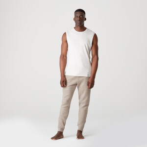 Luxe Leisure Joggers - Taupe