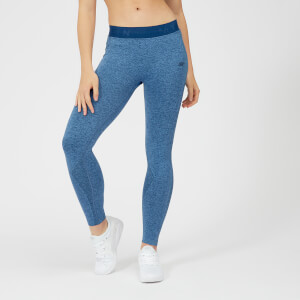 Myprotein Inspire Seamless Leggings - Blue